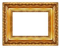 Grande frame antigo Fotografia de Stock