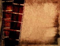 Grande frame de película Imagens de Stock