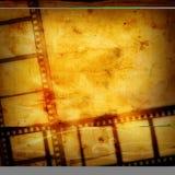 Grande frame de película Fotografia de Stock Royalty Free