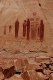 Grande galleria del canyon a ferro di cavallo Fotografia Stock Libera da Diritti