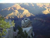 Grande garganta de Colorado Fotos de Stock Royalty Free