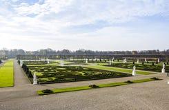 Grande giardino, Hannover fotografie stock
