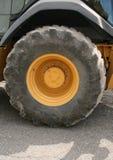 Grande gomma del camion Immagini Stock