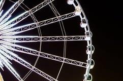 Grande grande roue chez Asiatique, Bangkok Photos libres de droits