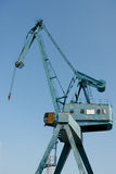 Grande grue Photo stock