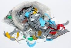 Grande gruppo di catenacci della serratura Fotografie Stock Libere da Diritti