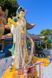 Grande Guan Yin diritto Fotografia Stock Libera da Diritti