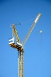 Grande guindaste de construção Imagem de Stock Royalty Free