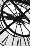Grande horloge Photo libre de droits