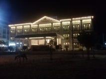 Grande hotel degli ss fotografia stock