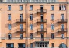 Grande hotel, Norrkoping Immagine Stock Libera da Diritti
