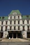 Grande hotel Traian in Iasi (Romania) Fotografie Stock Libere da Diritti