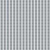 Grande immagine dei pali di bambù Immagine Stock