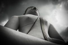 Grande immagine del Buddha fotografie stock libere da diritti