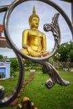 Grande immagine del Buddha Fotografie Stock