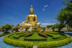 Grande immagine del Buddha Immagini Stock Libere da Diritti