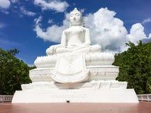 Grande immagine di Buddha fotografia stock