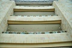 Grande interiore della costruzione Immagine Stock Libera da Diritti