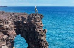Grande isola fotografia stock
