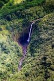 grande isola dell'Hawai di cadute di akaka Immagine Stock Libera da Diritti