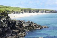 Grande isola di Blasket, Irlanda Immagini Stock