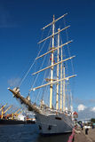 Jacht do cruzeiro Foto de Stock Royalty Free