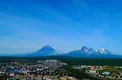 Grande Kamchatka Fotografia Stock