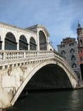 grande kanałowy Wenecji Zdjęcia Stock