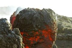 grande lava Immagini Stock