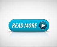 Grande lea más botón Imágenes de archivo libres de regalías