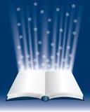 Grande libro delle stelle royalty illustrazione gratis