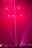 Grande Live Music Concert Immagini Stock