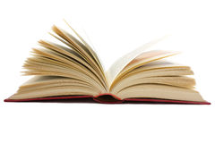 Grande livro aberto Foto de Stock Royalty Free