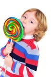 Grande lollipop Fotografia Stock Libera da Diritti