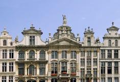 Grande-Lugar em Bruxelas Foto de Stock