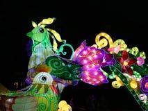 Grande lumière de festival Photos libres de droits
