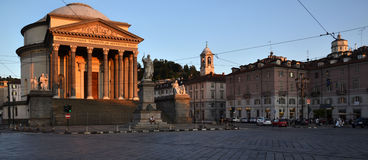 Grande mãe de Turin Foto de Stock Royalty Free