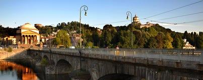 Grande mãe de Turin Fotos de Stock