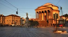 Grande mãe de Turin Fotos de Stock Royalty Free