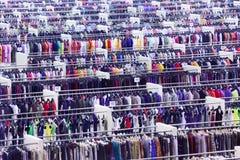 Grande mémoire de vêtement Photographie stock libre de droits
