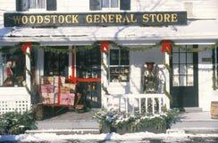 Grande magazzino Fotografie Stock