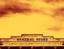 Grande magazzino Immagine Stock