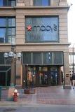 Grande magazzino del Macy Fotografie Stock