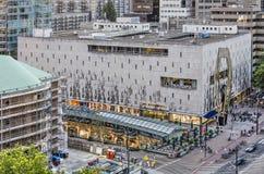 Grande magazzino di Bijenkorf immagine stock libera da diritti