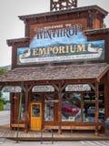 Grande magazzino di Winthrop Fotografia Stock Libera da Diritti