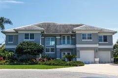 Grande maison de luxe Images stock