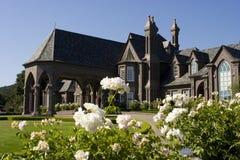 Grande mansão do victorian na sesta Imagem de Stock Royalty Free