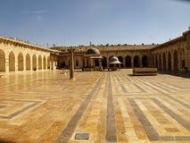 Grande mesquita de Aleppo fotos de stock royalty free