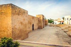 A grande mesquita de Mahdia, Tunísia Imagem de Stock Royalty Free