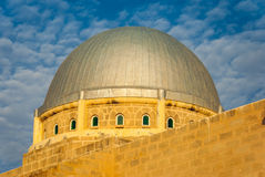 A grande mesquita de Mahdia, Tunísia Foto de Stock